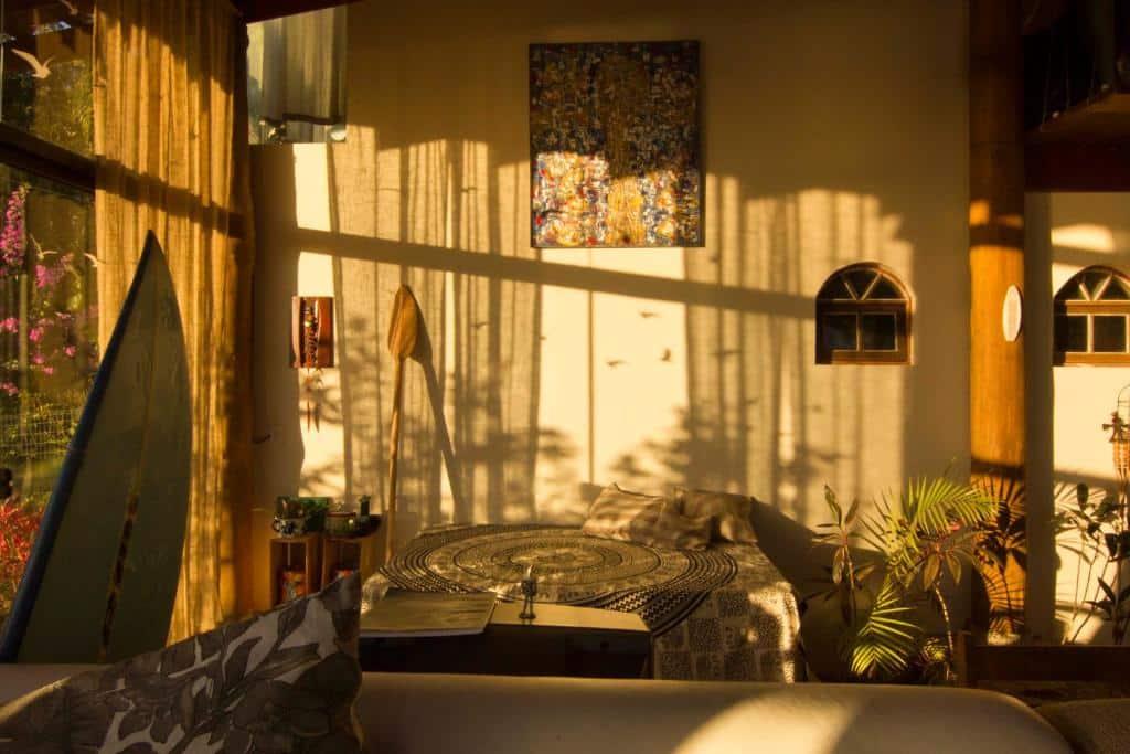 quarto do Haleiwa chalés e suítes