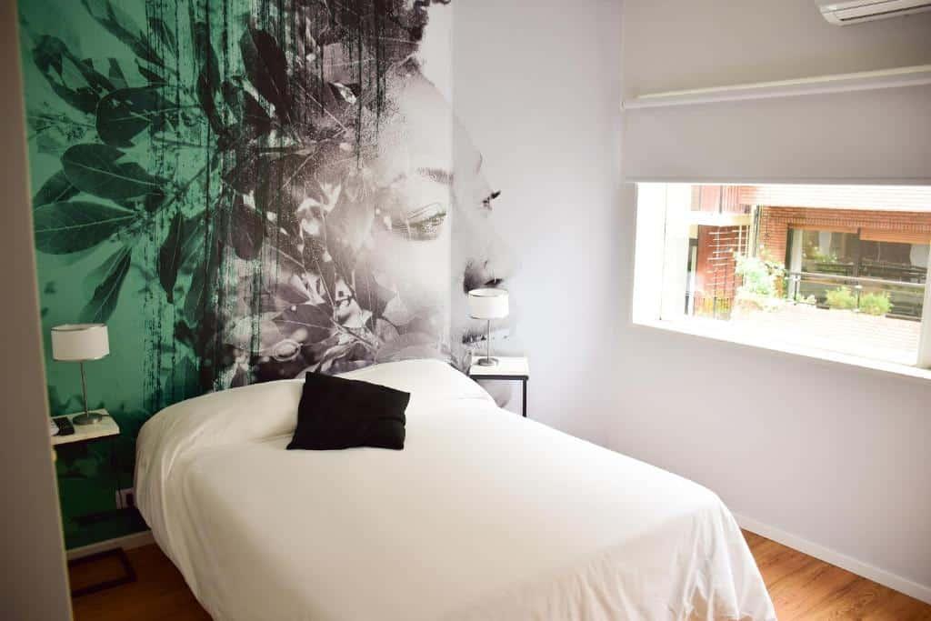 quarto do Suipacha Suites