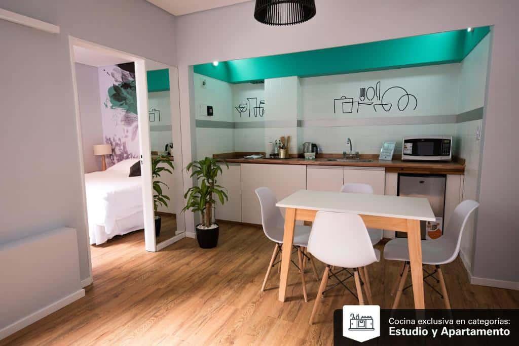 Suipacha Suites nos hoteis baratos em buenos aires