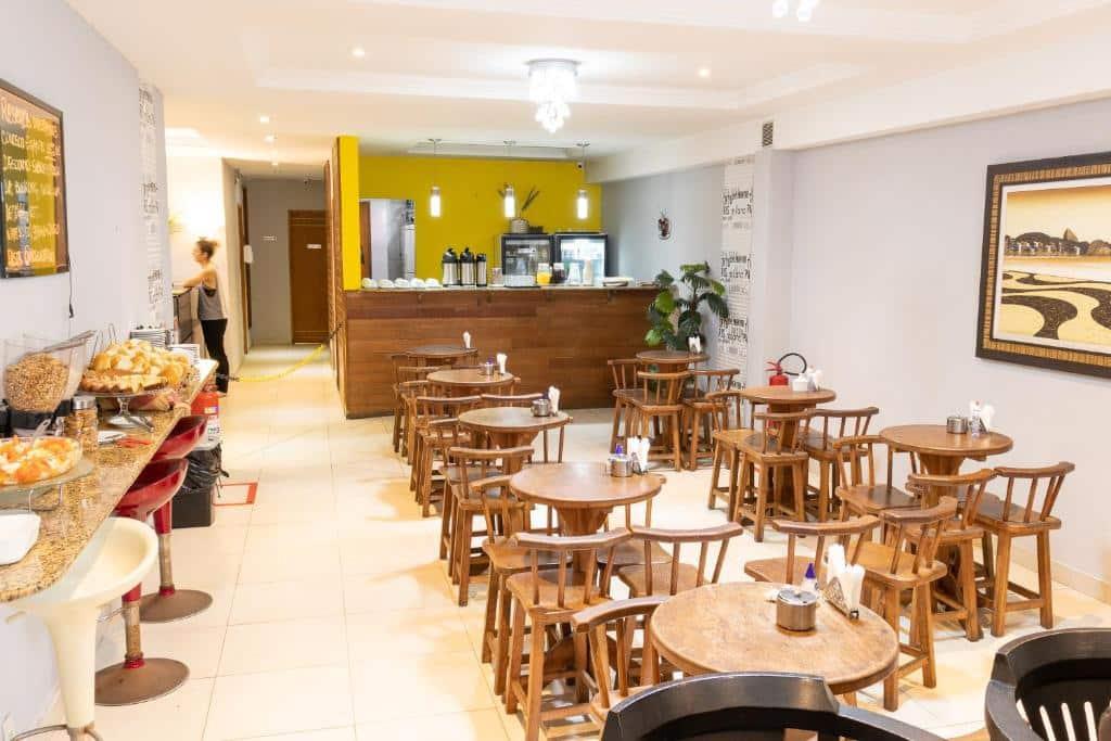 Ace Suites Inn Rio nos hoteis em botafogo