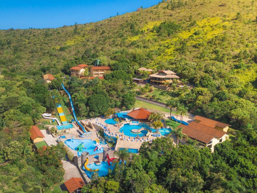 Águas de Palmas Resort em Santa Catarina
