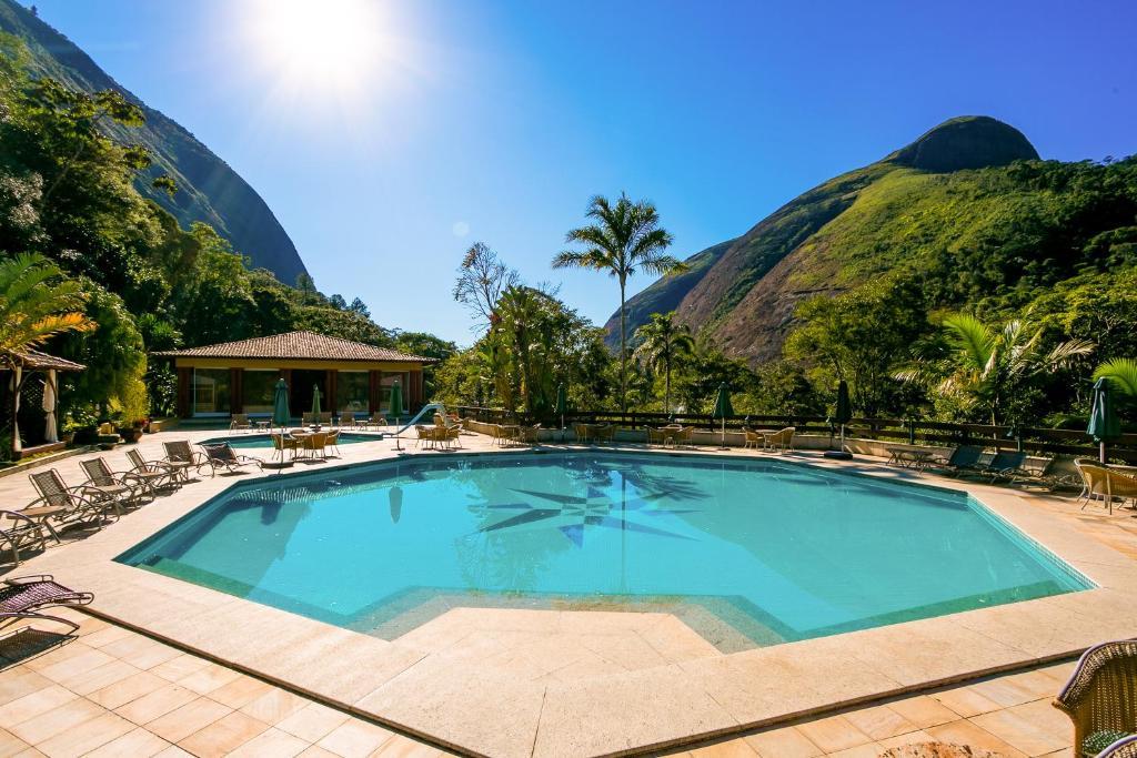 resort no rio de janeiro no Caminho Real Hotel