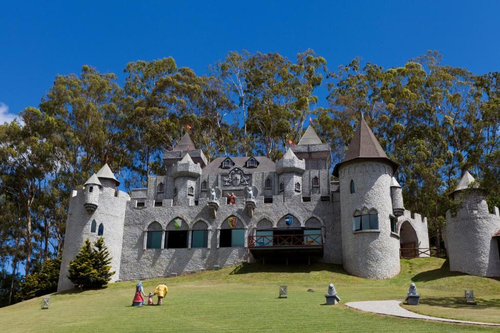 castelo do Village Le Canton
