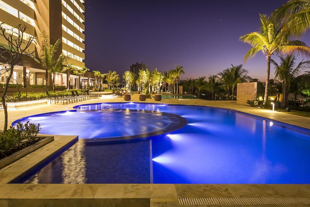 piscina no Celebration Resort em Olimpia