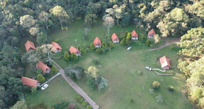 Chalés em Monte Verde indicados para reserva na Fazenda Samambaias