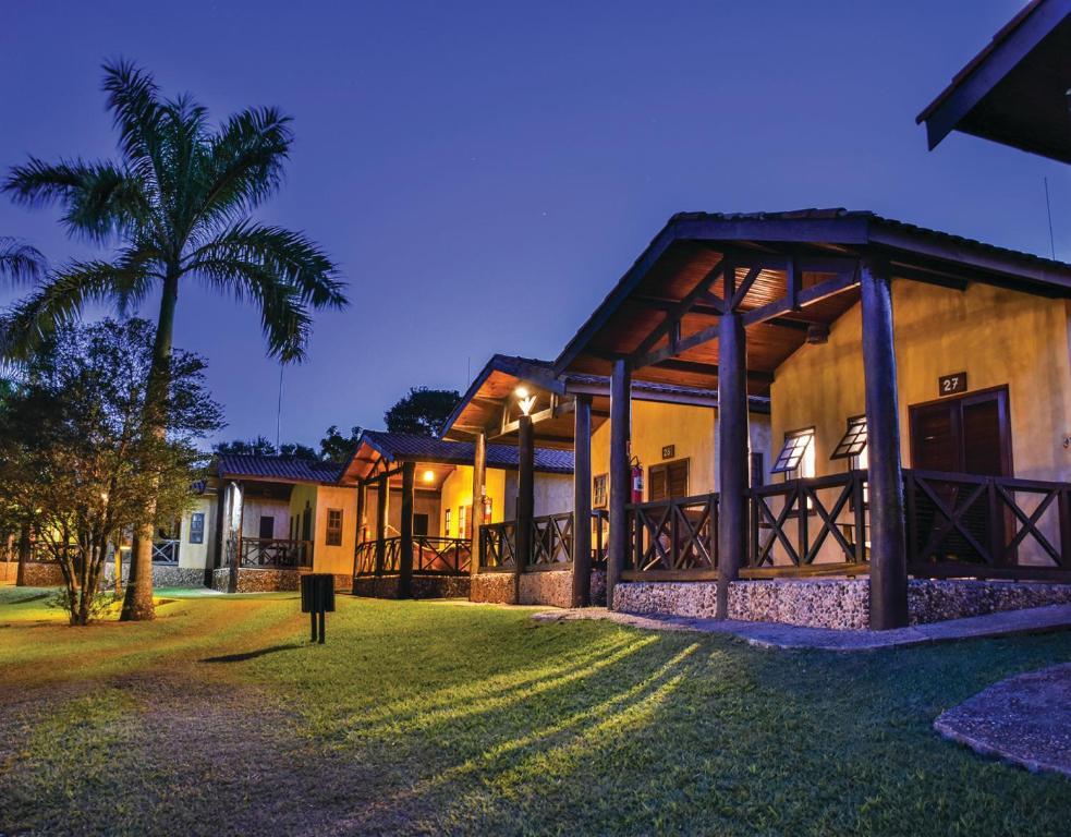 chalés do Recanto Alvorada Eco Resort