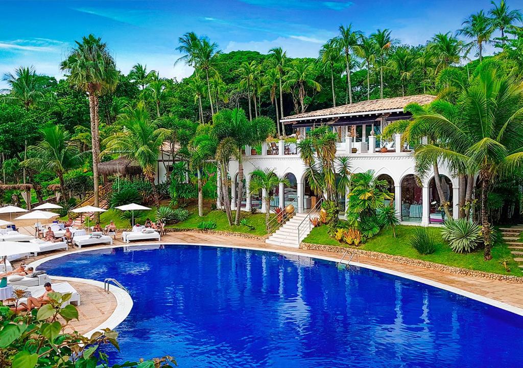 DPNY Beach Hotel & SPA no resort em são paulo