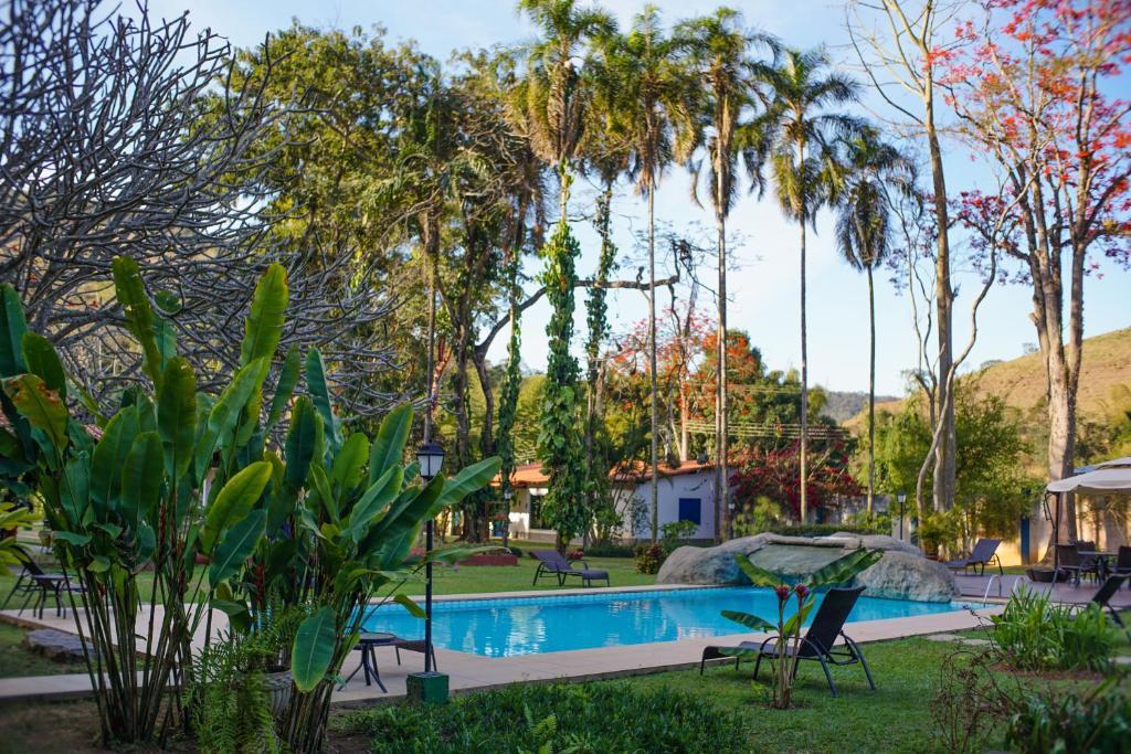 Eco Resort Bela Riba em São José do Vale do Rio Preto