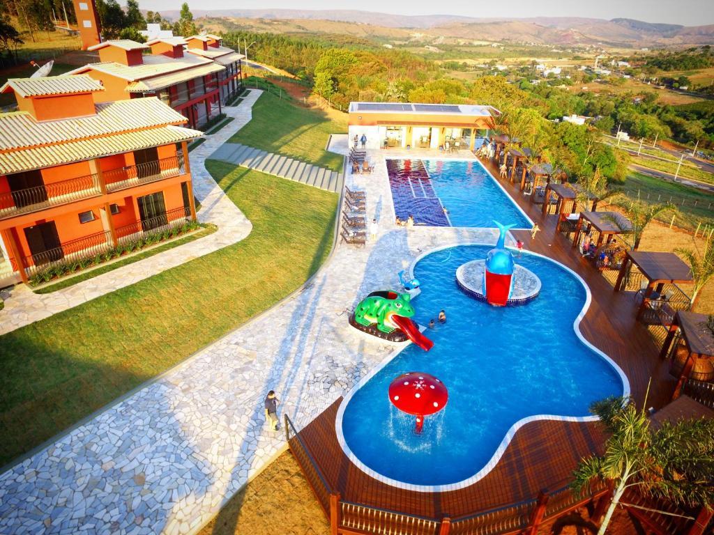Escarpas Resort em Minas Gerais