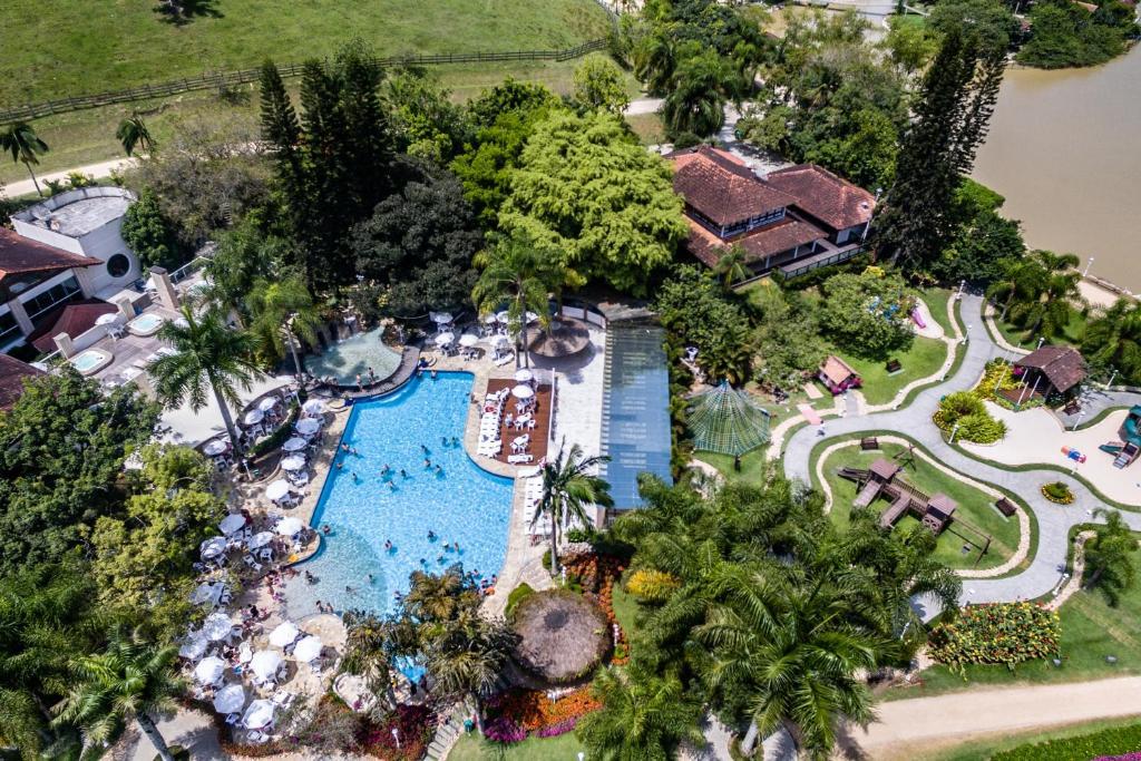 Fazzenda Park Hotelem Gaspar