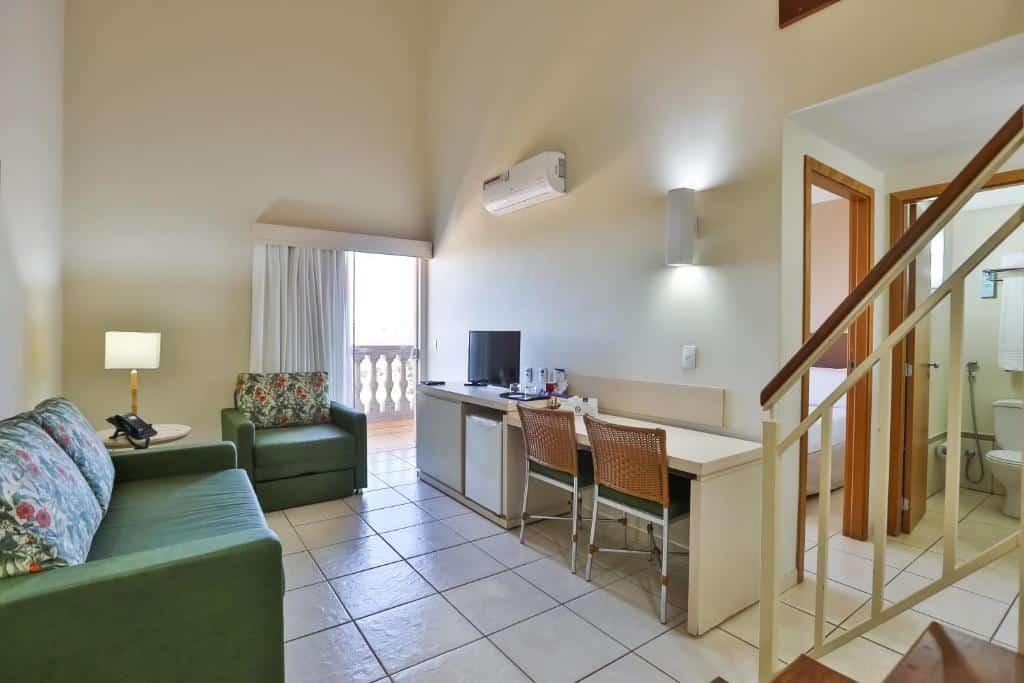 flat do Thermas de Olimpia Resorts by Mercure