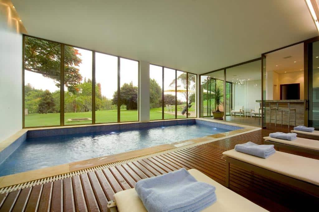 Garden Hill Hotel e Golfe Resort em Minas Gerais