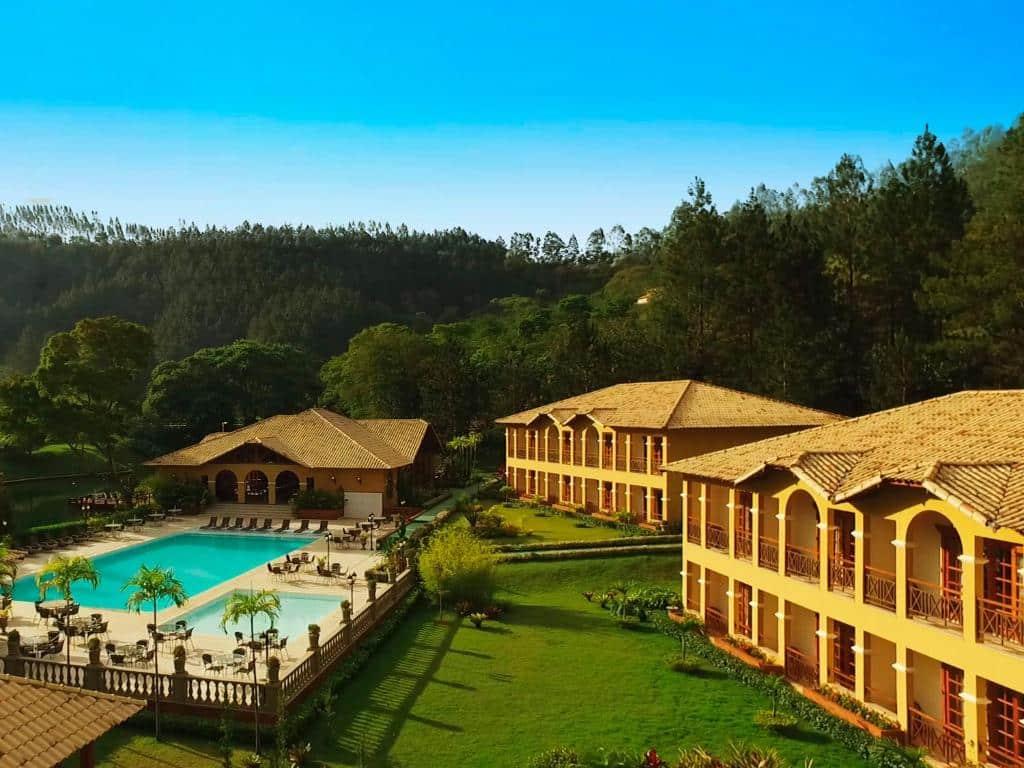 Haras Morena Resort em Minas Gerais