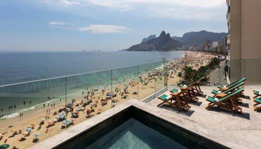 Hotéis no Rio de Janeiro – As 15 melhores estadias na capital carioca