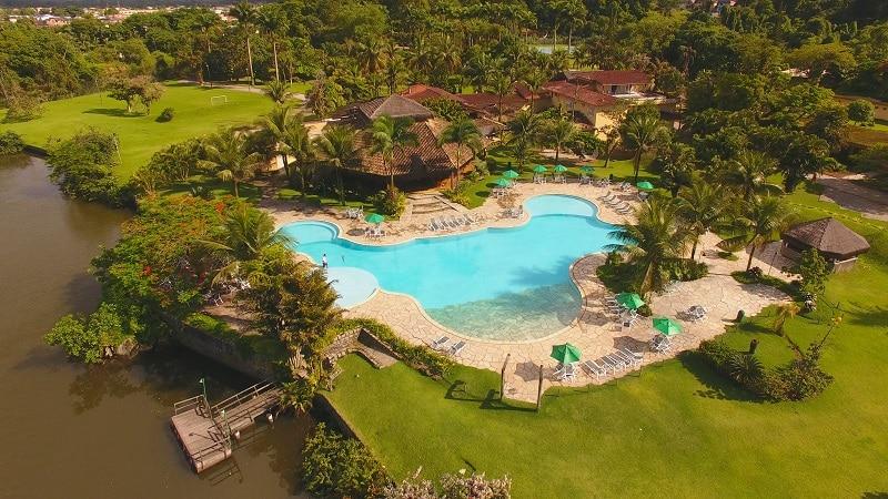 Hotel do Bosque ECO Resort no rio de janeiro