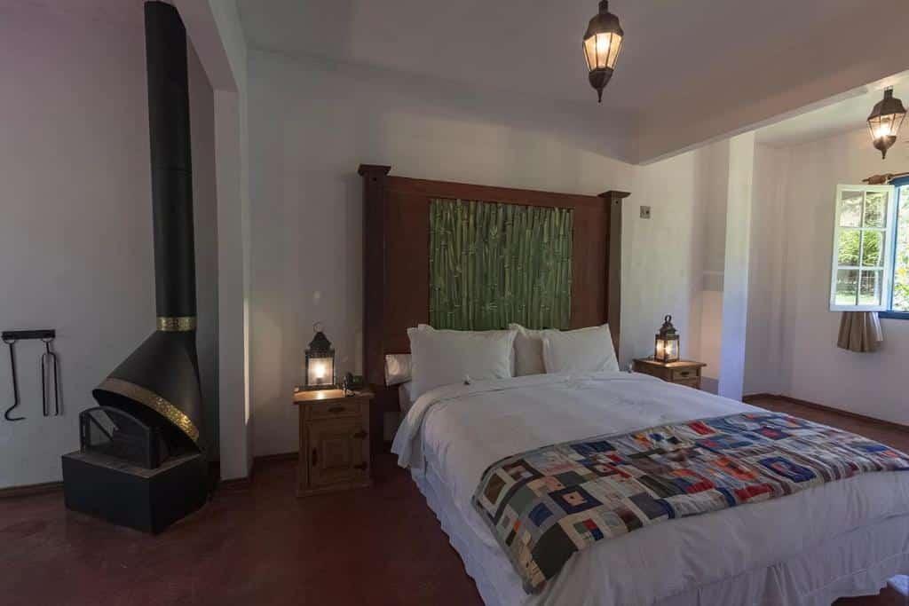 Um dos hotéis fazenda no Rio de Janeiro