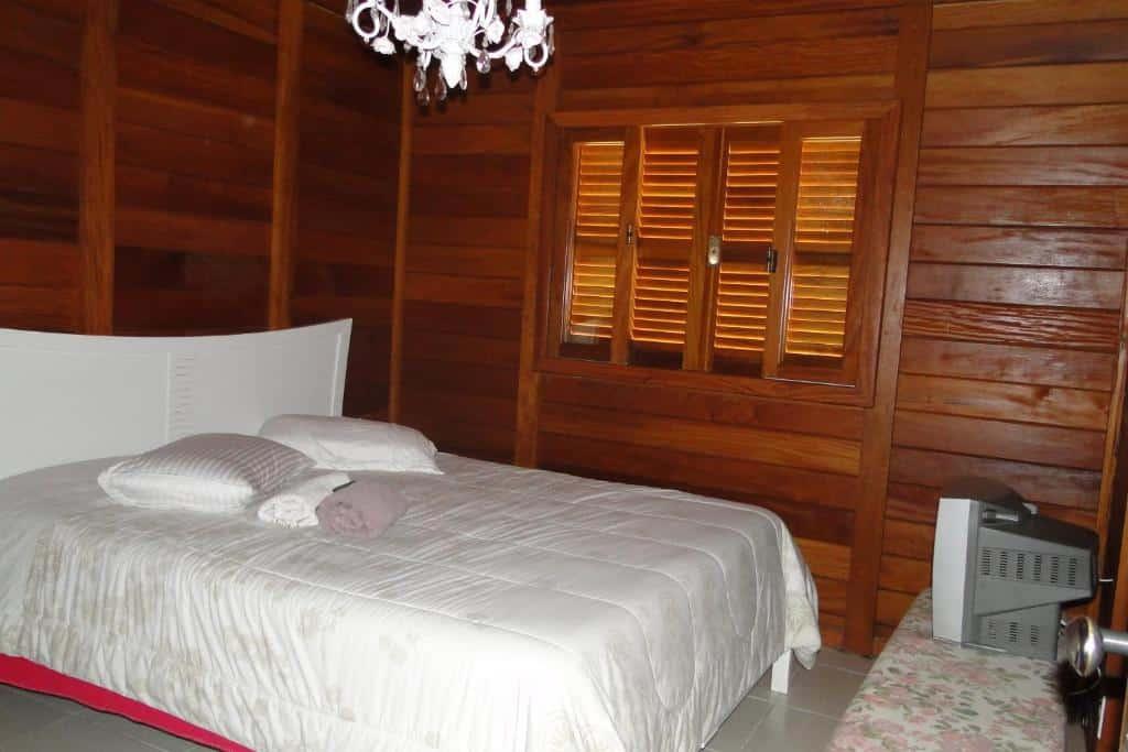 Um dos hotéis fazenda na Serra Catarinense