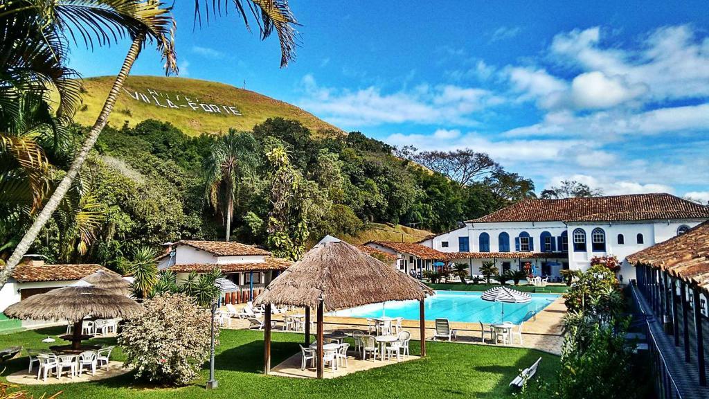Fazenda Villa-Forte Hotelem Engenheiro Passos
