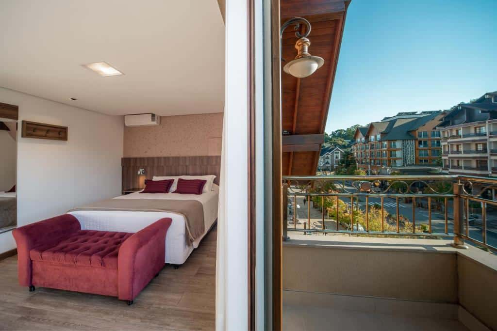 Hotel Fioreze Centro em Gramado