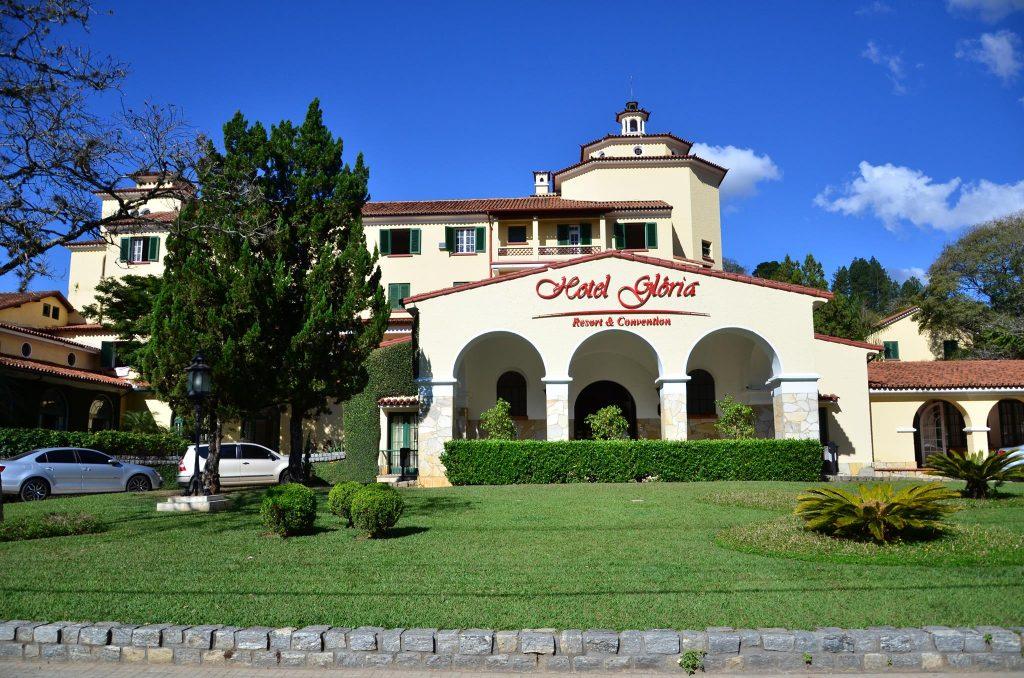Hotel Glória Resort & Convention em minas gerais