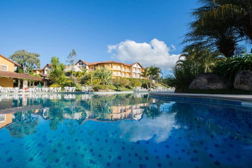 Hotel Monreale Resort em Minas Gerais