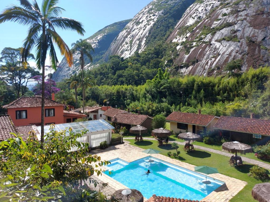 Hotel Pedra Bonita nos resorts no rio de janeiro