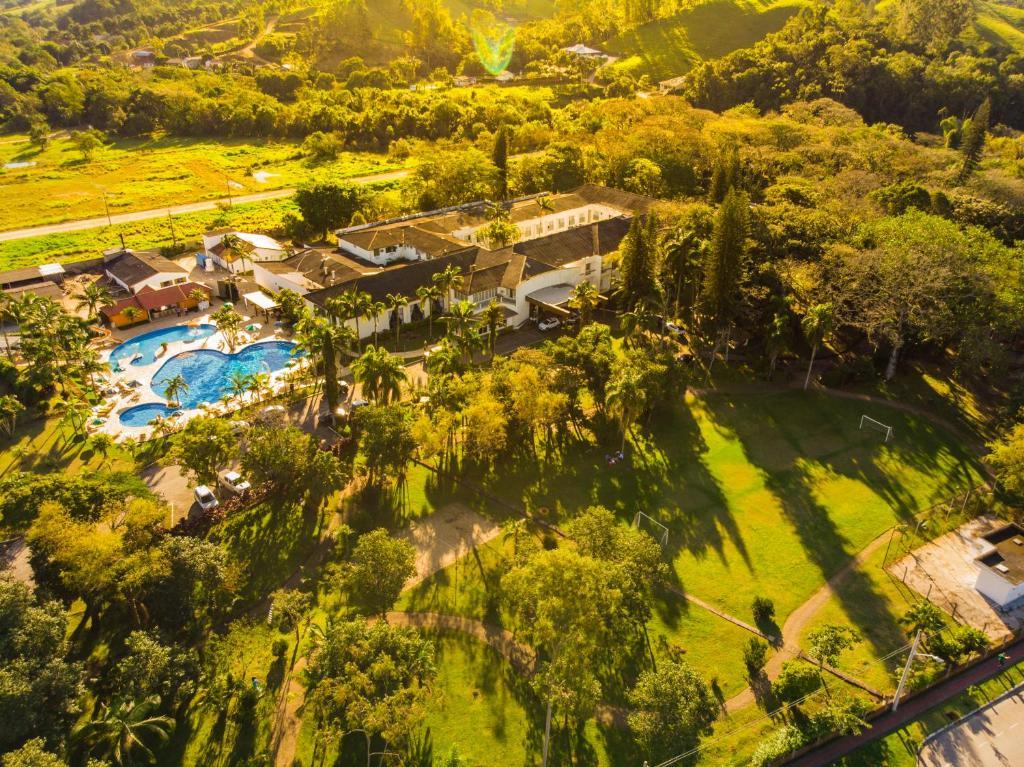 Hotel Termas Gravatal no resort em santa catarina