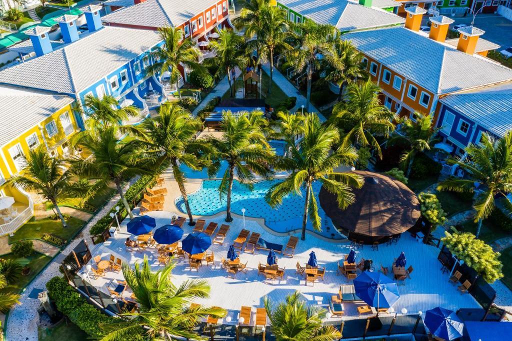Hotel Vila do Farol no resort em santa catarina