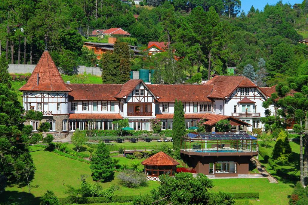 Hotel Vila Inglesa nos resorts em são paulo