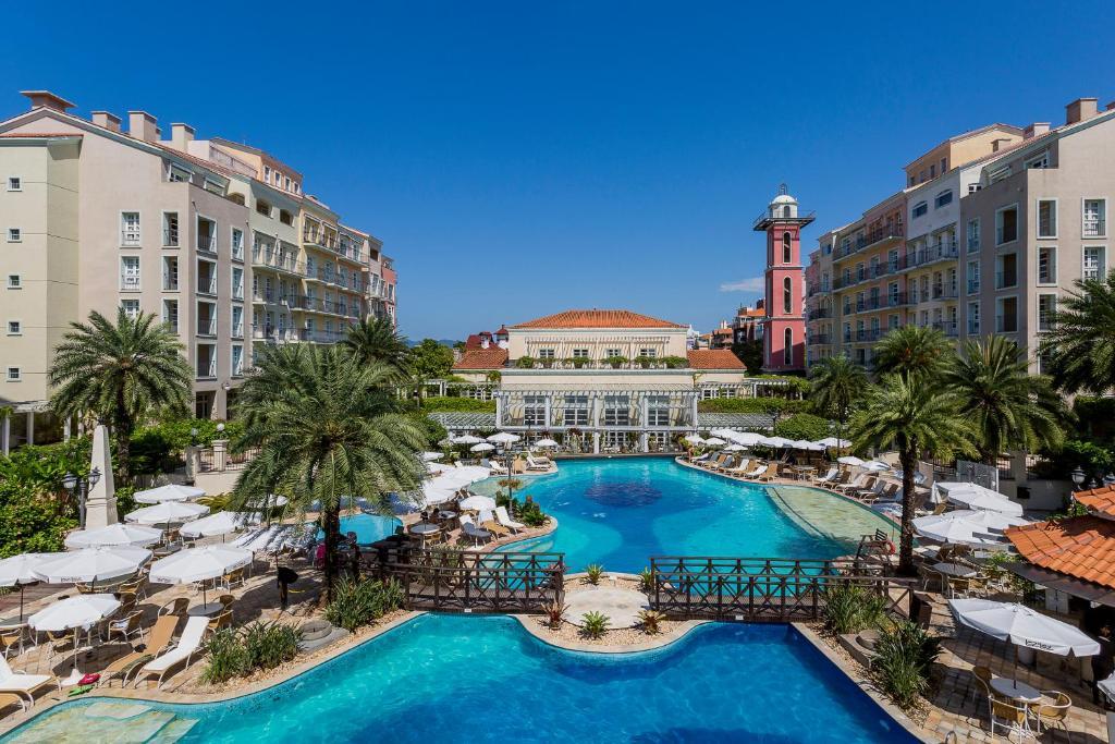 IL Campanario Villaggio Resort em santa catarina