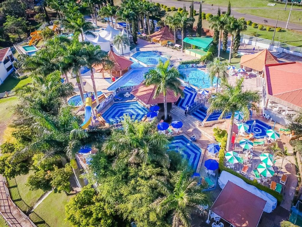 Itá Thermas Resort e Spa em Santa Catarina
