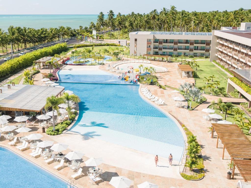 Japaratinga Lounge Resort em Alagoas