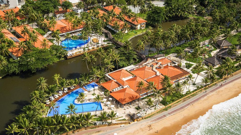 Jatiuca Hotel & Resort em Alagoas