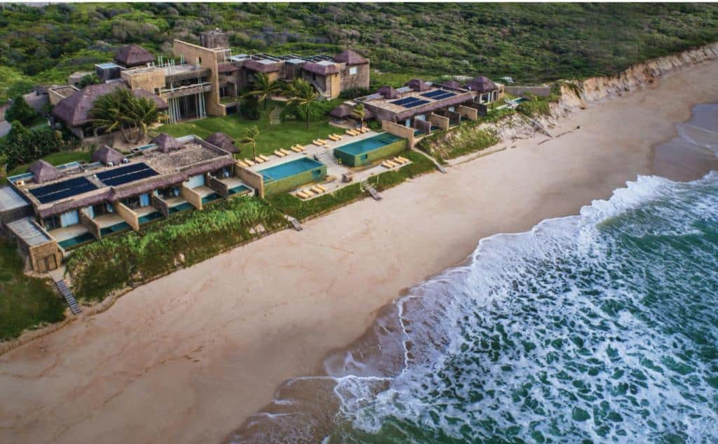 Kenoa Exclusive Beach Spa & Resort em Alagoas