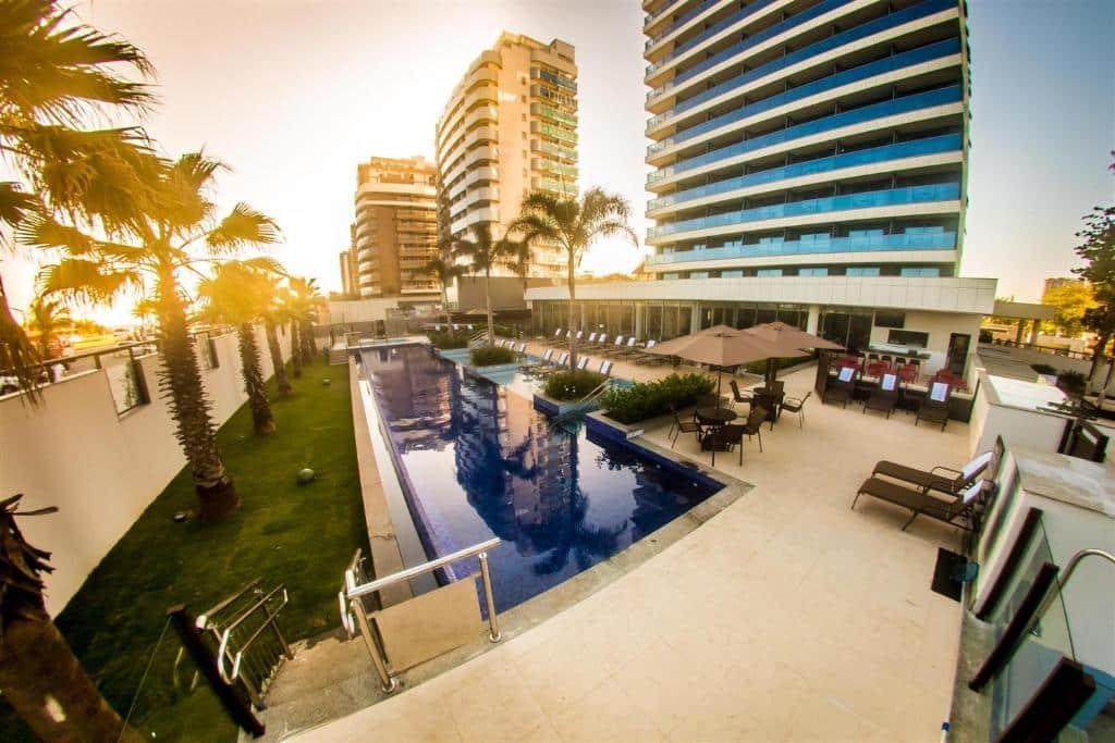 Hotel Laghetto Stilo Barra da Tijuca
