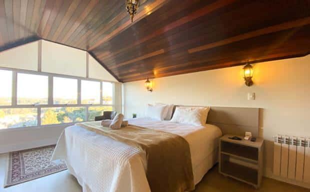 quarto do letto hotel