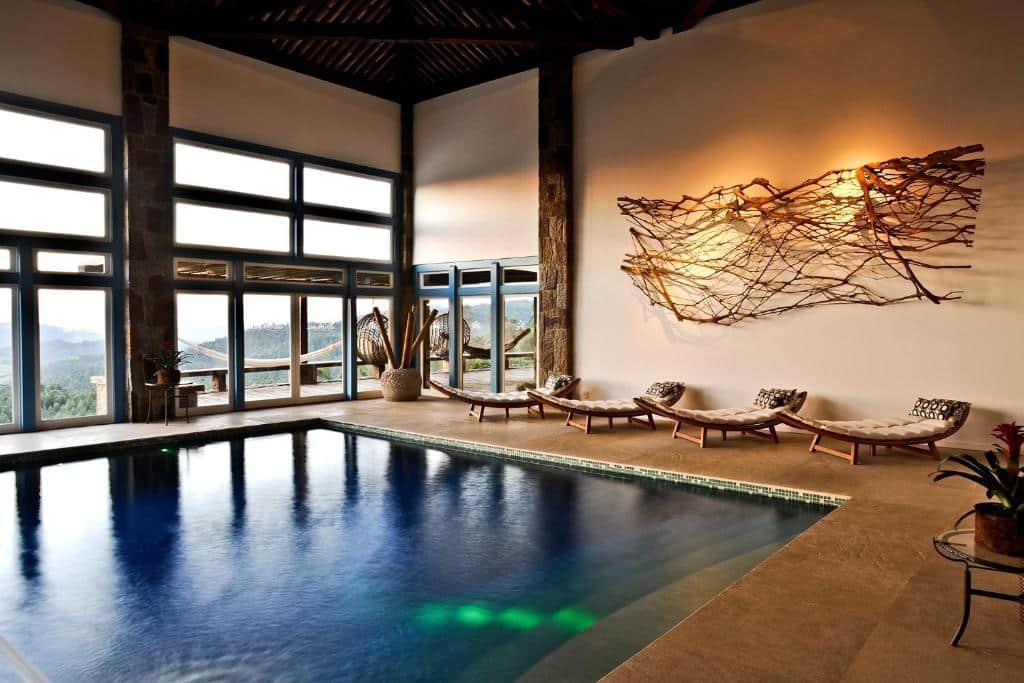 piscina do Lake Vilas Charm Hotel