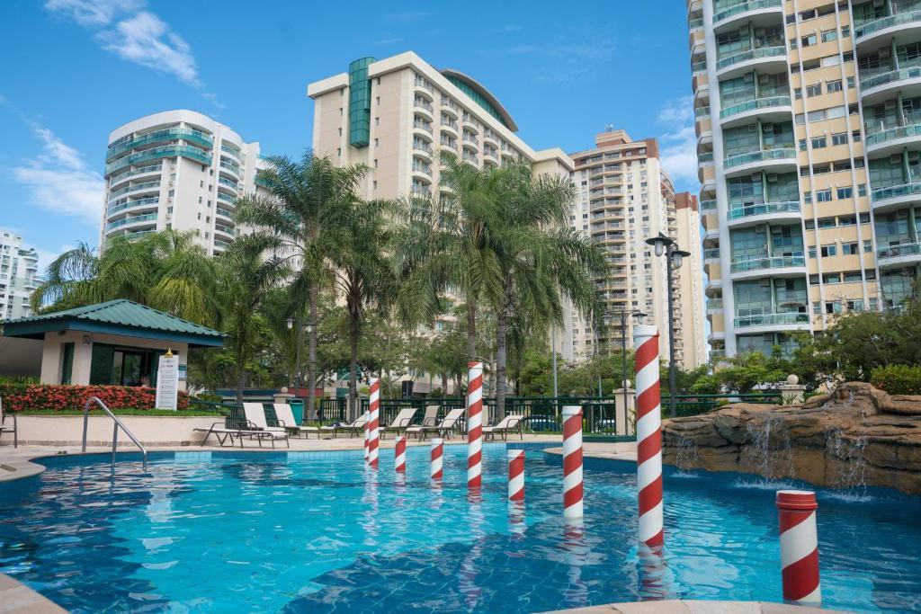 Plaza Barra First nos hotéis da barra da tijuca
