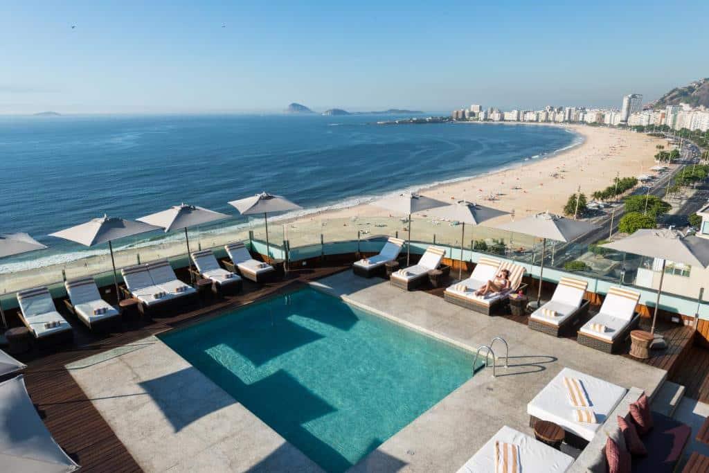 PortoBay Rio de Janeiro nos hotéis em Copacabana
