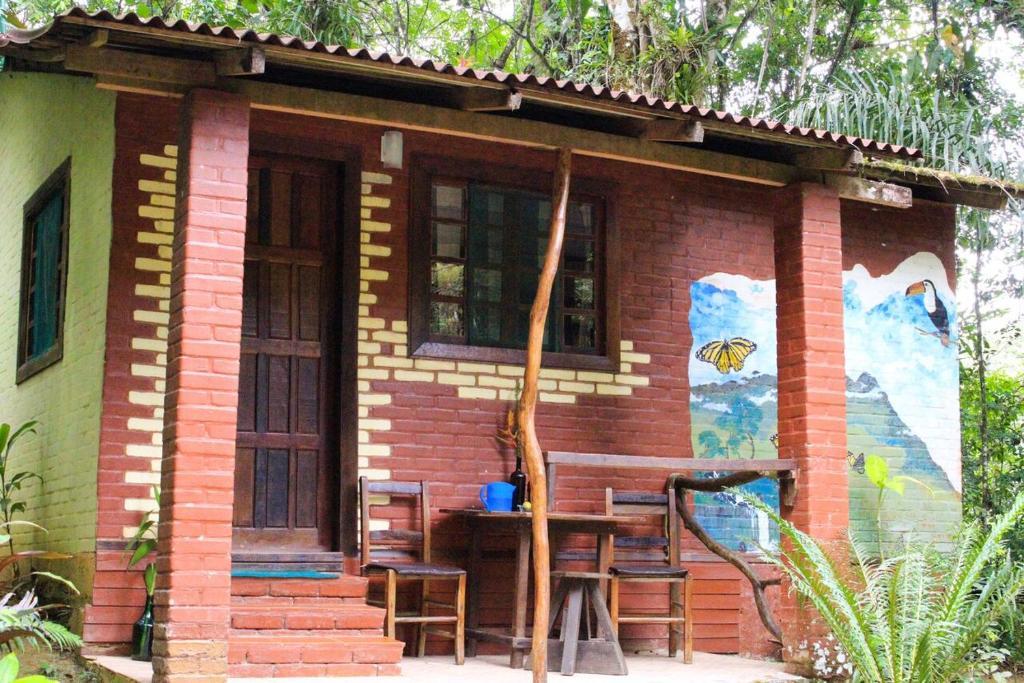 Uma das dicas de hotéis fazenda no Paraná
