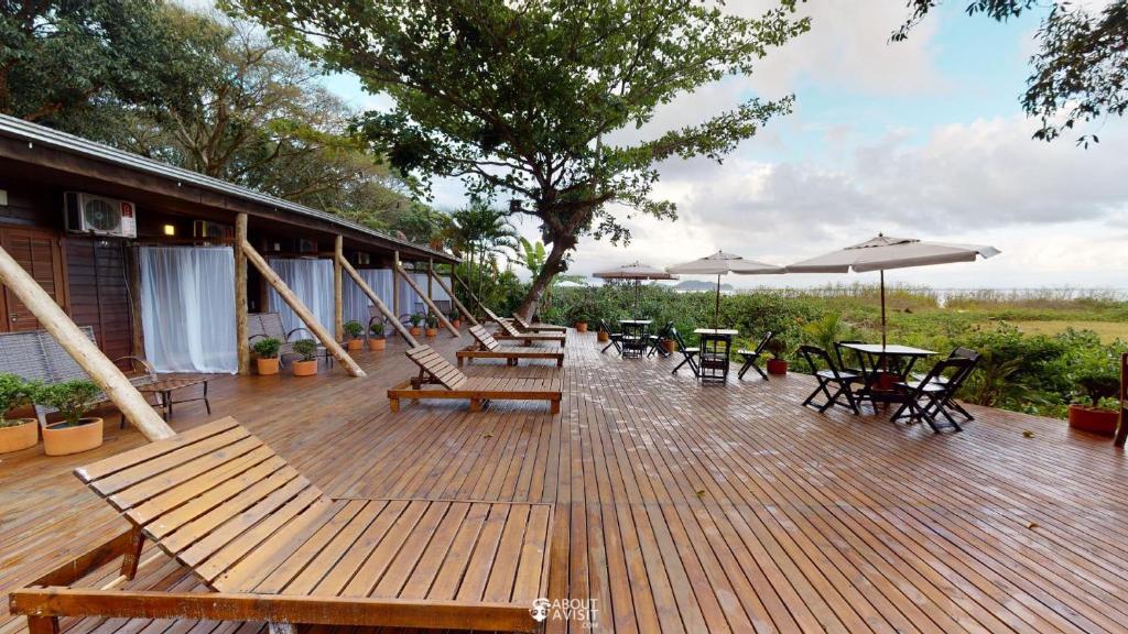 Pousada Villa Verde na Ilha do Mel