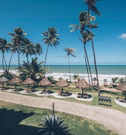 praia do resort Iberostar Bahia