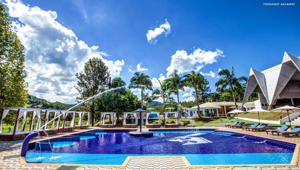 Pratas Thermas Resort em Santa Catarina