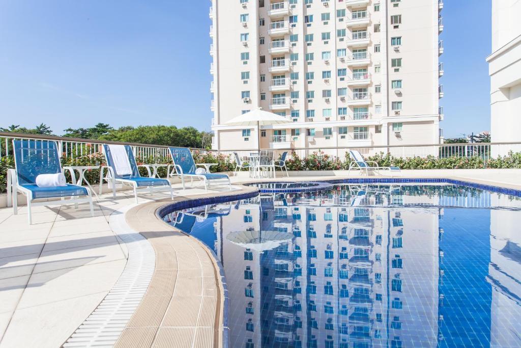 Quality Rio de Janeiro hoteis na Barra da Tijuca