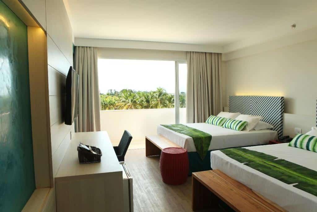 quarto do Hot Beach Resort