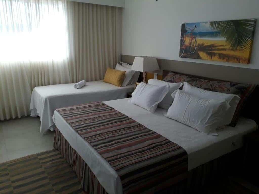 quarto do Hotel Enjoy Olímpia Park Resort