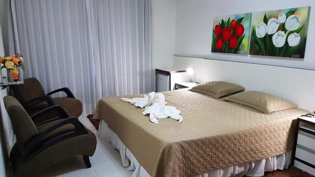 quart do Hotel Termas Gravatal