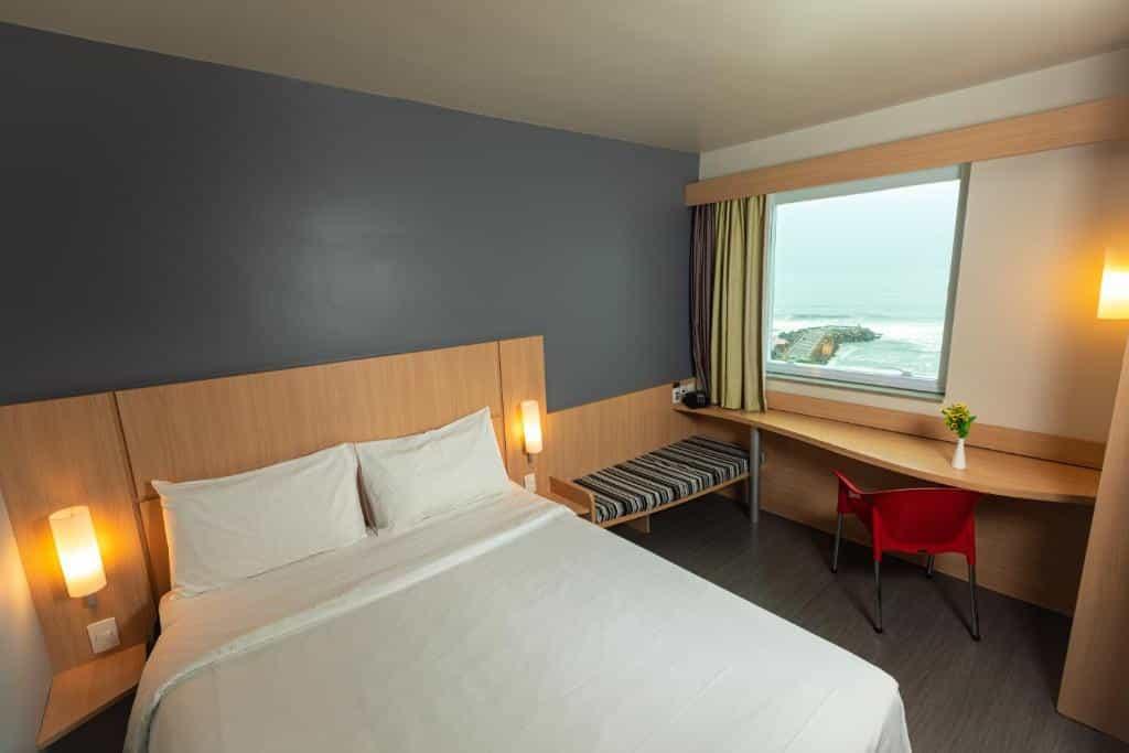quarto do ibis hotel