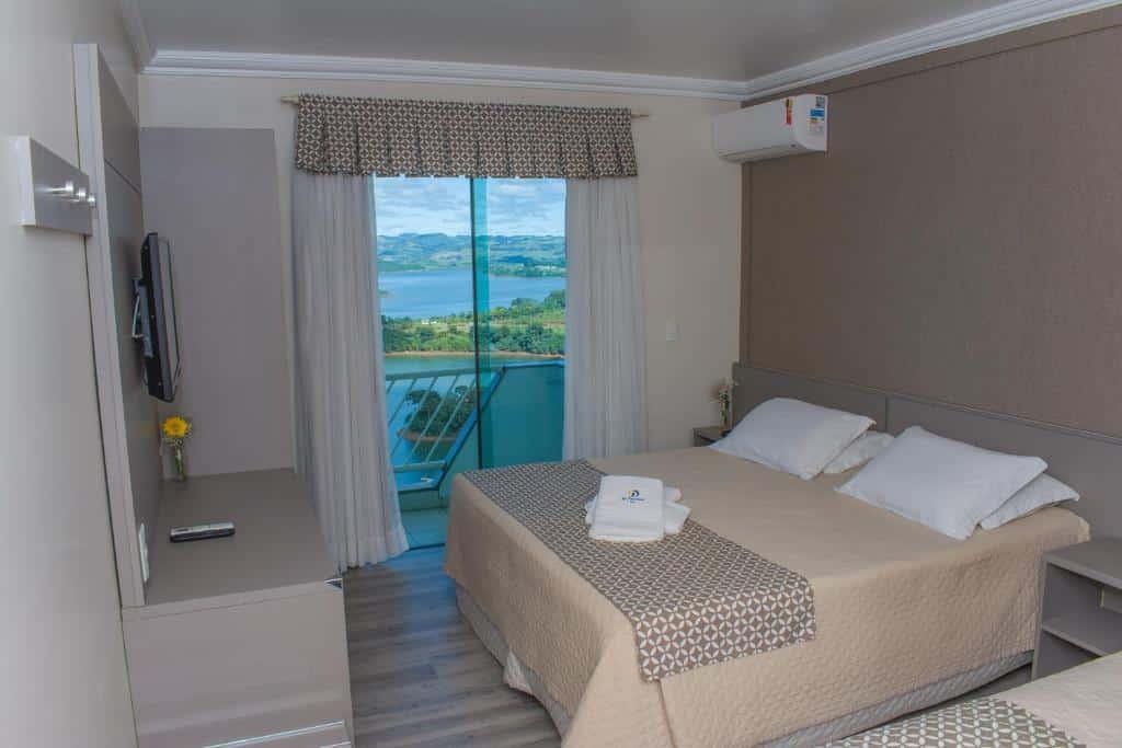 quarto do Itá Thermas Resort e Spa