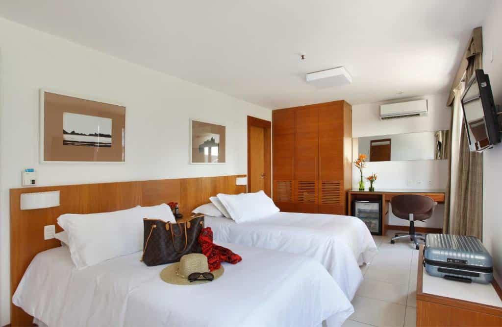 quarto do Mar Ipanema Hotel